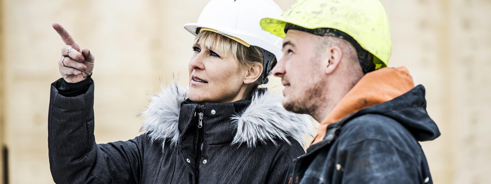 Ethvert byggeri har brug for et solidt fundament. Hos Jönsson består fundamentet af to ting: høj faglighed og ægte dialog. Altid.