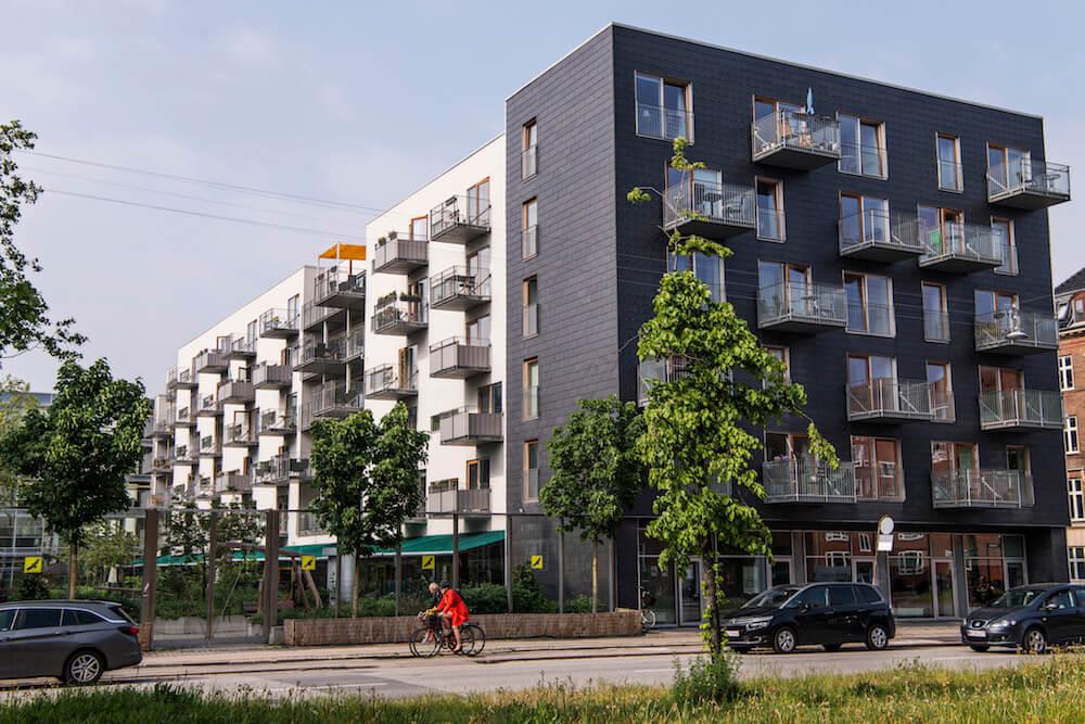Jönsson har totalrenoveret og ombygget Plejecenter Fælledgården på Østerbro