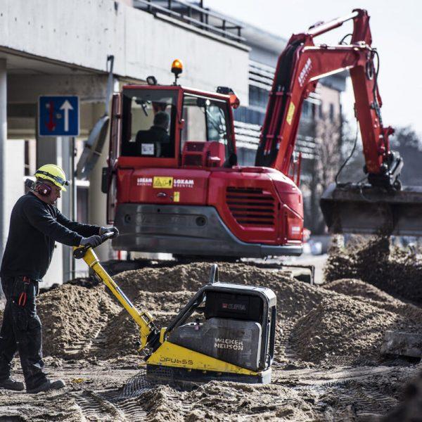 På TEC i København står Jönsson for en omfattende renovering