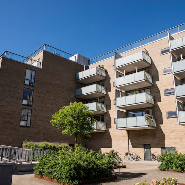Jönsson har opkøbt og videreudviklet et bolig- og butiksprojekt centralt på Søborg Hovedgade