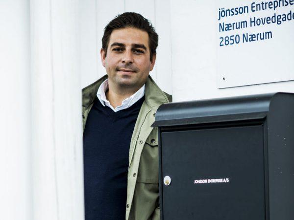 Jönsson styrker organisationen i takt med stigende omsætning