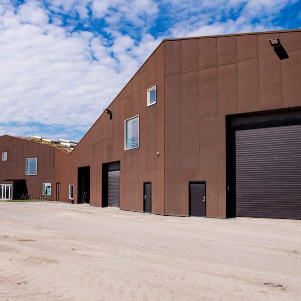 Jönsson har som hovedentreprenør opført Kalvebod Miljøcenter for Københavns Kommunes By & Havn