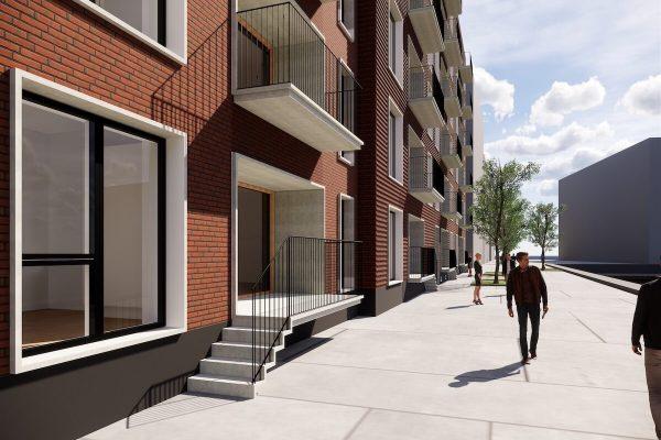 Jönsson bygger DGNB certificeret boligprojekt i totalentreprise